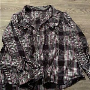 Eddie Bauer Long Sleeve Button-up.